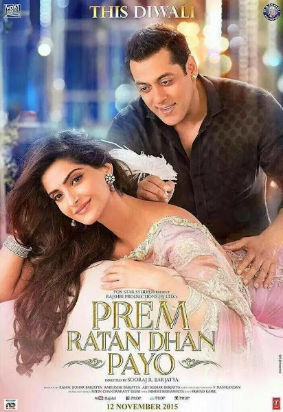 Prem Ratan Dhan Payo (2015) Movie Poster No. 1