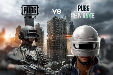 الفرق بين لعبة ببجي موبايل العالمية و PUBG New State