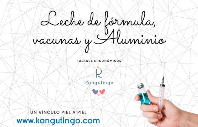 Leche de fórmula, vacunas y Aluminio
