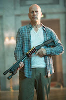 Bruce Wilis in A Good Day To Die Hard 2013