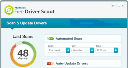 Free Driver Scout Offline Download for Windows