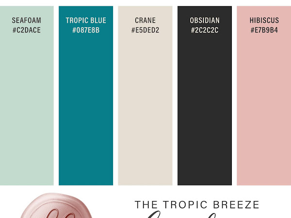 The Tropic Breeze Custom Branding Collection