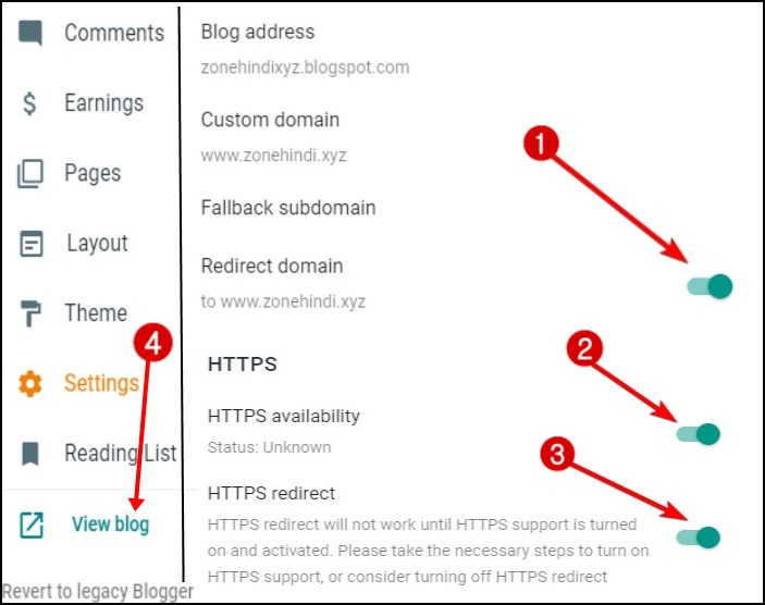 https-availability-https-redirect-and-redirect-domain-settings-enable-in-blogger-blog