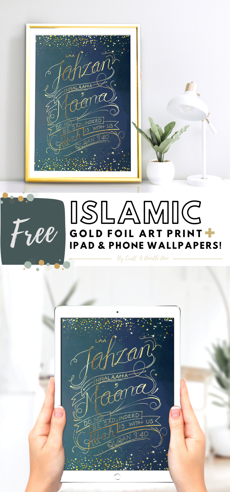 Free Islamic Art Print and Phone + Ipad Wallpapers #islamic #Illustrations #wallart #islam #muslim #decor #homedecor #ramadan #decor #eid #design #painting #art #graphics #wallpapers #motivational