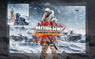 6. Modern Commando Frontline