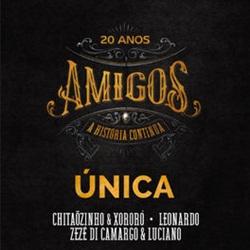 Baixar Única - Amigos (Chitãozinho e Xororó, Leonardo, Zezé Di Camargo e Luciano) Mp3
