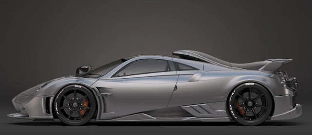 Pagani Imola - это 5,4 миллиона долларов, 827-сильный гиперкар, ориентированный на трек