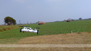 Sy X25 Quadcopter Car Flying