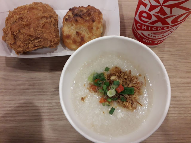 Texas Chicken di Sunway Putra Mall