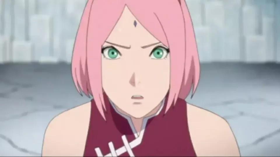 5 Perubahan Sakura Haruno di Boruto