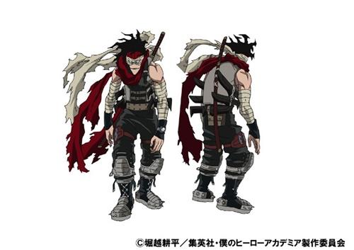 สเตน (Stain) @ My Hero Academia: Boku no Hero Academia มายฮีโร่ อคาเดเมีย