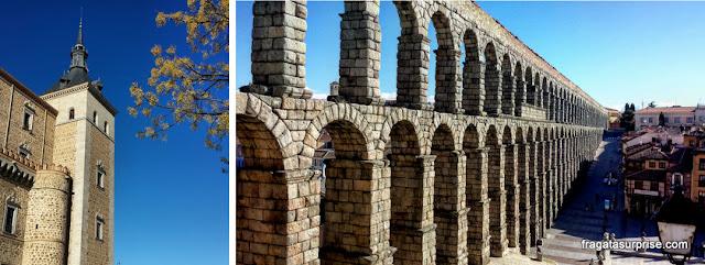 Toledo e Segóvia, Espanha