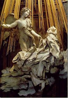 Êxtase de Santa Teresa - Gian Lorenzo Bernini