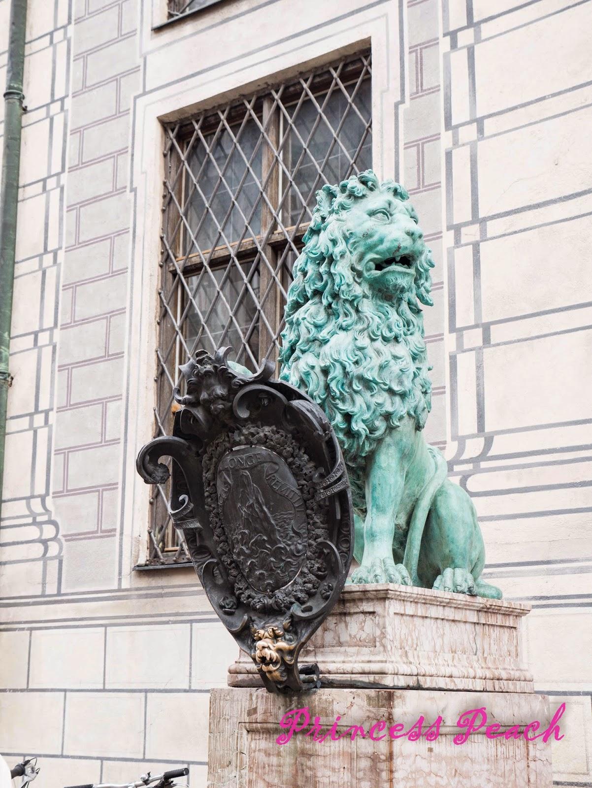 慕尼黑好運獅子鼻