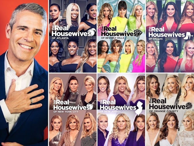 Andy Cohen Weighs In On Drama Playing Out On Current Seasons Of RHOBH And RHONY And Reveals How COVID-19 Pandemic Has Affected Filming The Real Housewives Franchise!