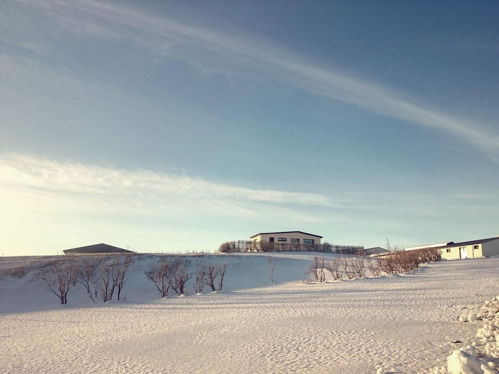 Pogoda islandzka, Islandia, Pani Dorcia, blog o Islandii, zima w Islandii