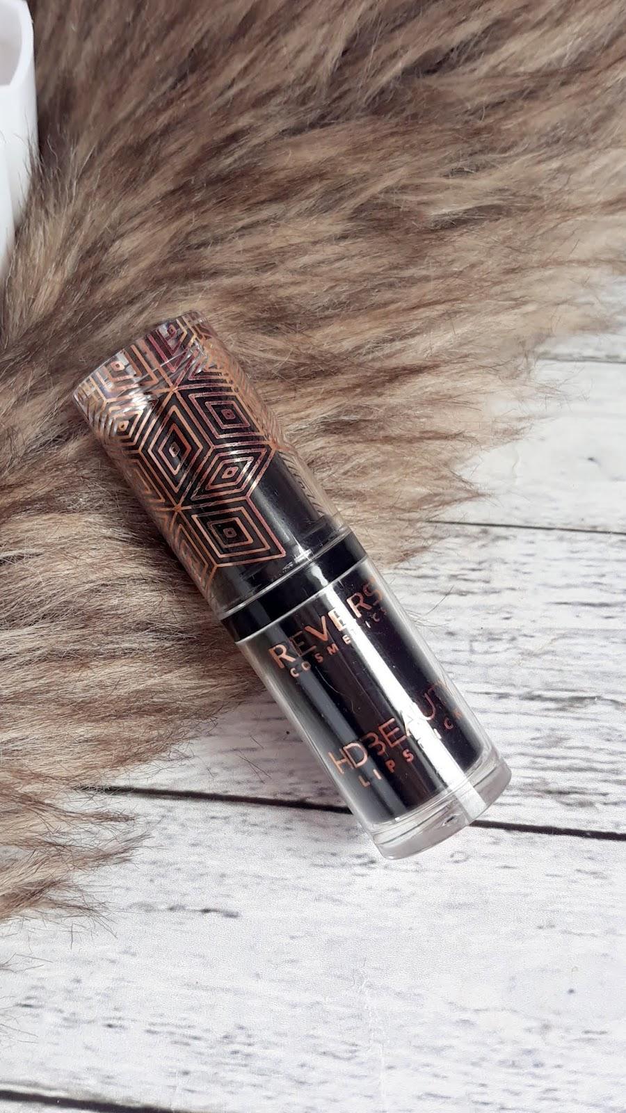 REVERS HD Beauty Lipstick pomadka Zoey