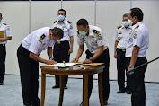 Kepala Bakamla RI Laksanakan Sertijab Dua Pejabat Tinggi