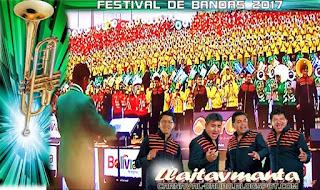 Concurso de bandas Oruro