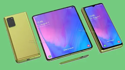 Samsung Galaxy Fold 2 Reported On 3C Certification Website, 25W Quick Charge Renders