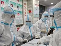 Dokter Perawat Pasien Virus Corona di China, Terjangkit dan Isolasi Diri Menunggu Kematian