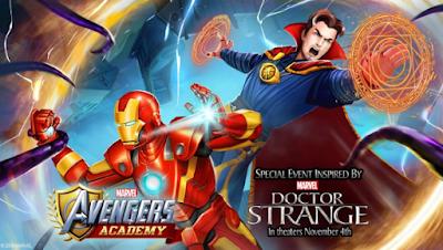MARVEL Avengers Academy MOD APK -MARVEL Avengers Academy