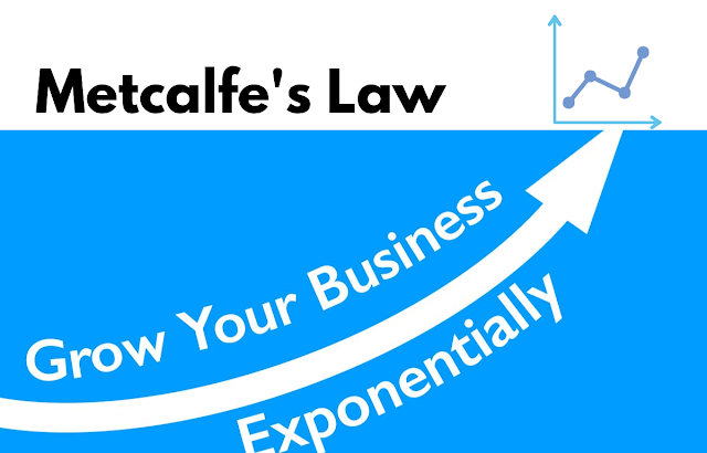 Metcalfe's Law or Power Of Duplication in network marketing