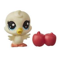Littlest Pet Shop Keep Me Pack Tiny Pet Carrier Duck (#No#) Pet