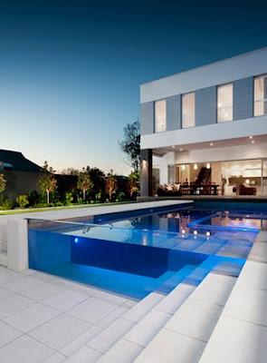 Swimming Pools To Di V E For Amazing Pool Amp Landscape
