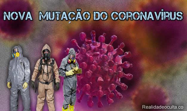 Nova Mutação do Coronavírus