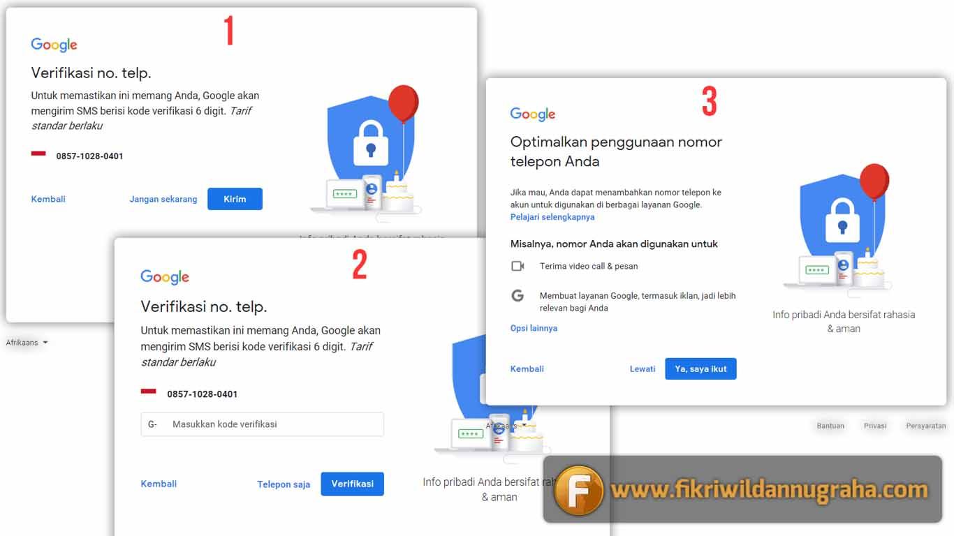 Temukan Cara Daftar Gmail Terbaru