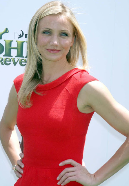 The World's Highest Paid Actresses No. 2 Cameron Diaz - Pics 1