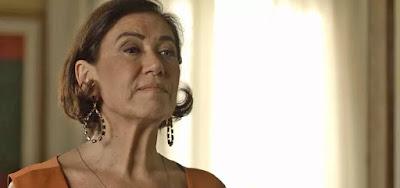Valentina (Lilia Cabral) invadirá casa para acabar com o ex-sócio em O Sétimo Guardião