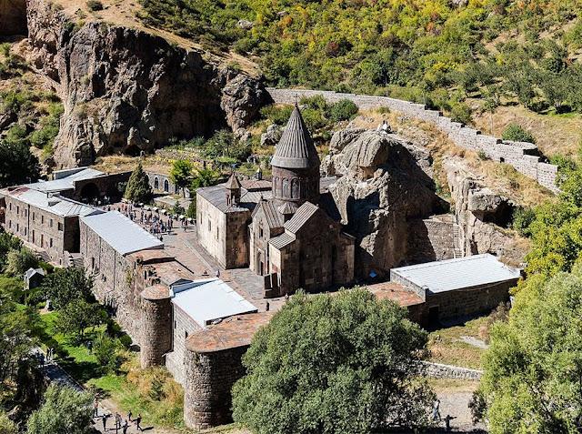 Crece el turismo en Armenia