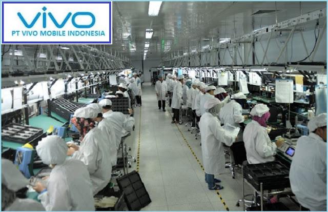 Lowongan Kerja PT. Vivo Mobile Indonesia Lulusan SMA, Diploma Dan Sarjana Dengan Posisi Quality Control, Product Mechanical Engineer, ETC