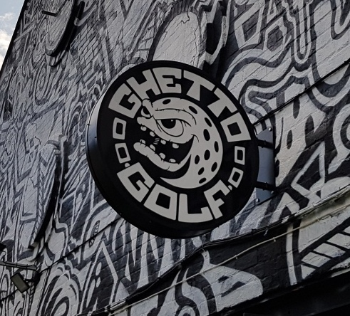 A new Ghetto Golf venue is opening in Glasgow next month