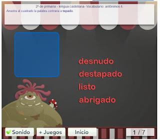 http://www.mundoprimaria.com/juegos-lenguaje/juego-antonimos/
