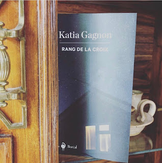 """Photo du roman """"Rang de la Croix"""" de Katia Gagnon"""