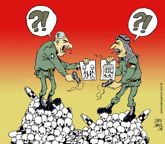 Israel/Palestina, conflicto milenario