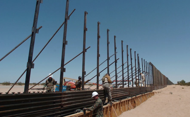 Proposed Bill Would Fund Border Wall By Fining Nations For Each Illegal Immigrant