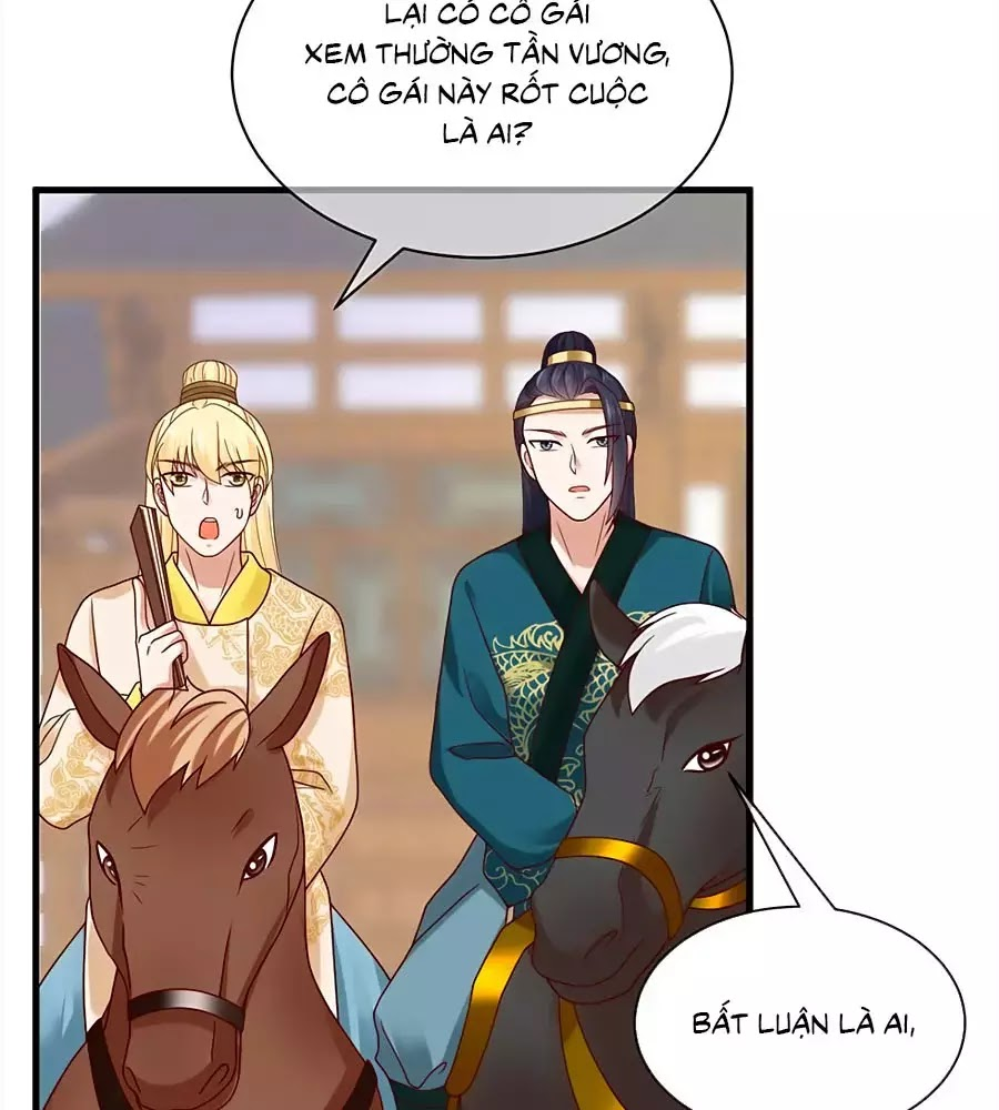Quyền Phi Chi Đế Y Phong Hoa Chapter 8 - Trang 36