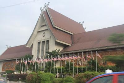 National Museum Nora in Kuala Lumpur