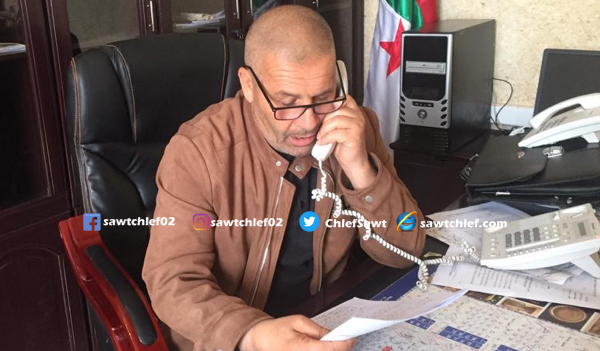 """رئيس بلدية تاوقريت  لـ صوت الشلف : """" تم إحصاء 1500 عائلة معوزة .. وننتظر إسهام المجتمع المدني"""""""