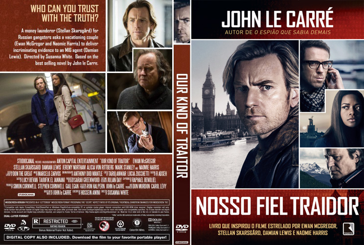 Nosso Fiel Traidor (2016) Torrent Download Dublado – BluRay 720p | 1080p