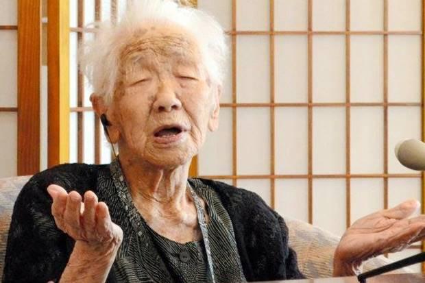 Nenek 116 Tahun Ini Didaulat sebagai Manusia Tertua di Dunia