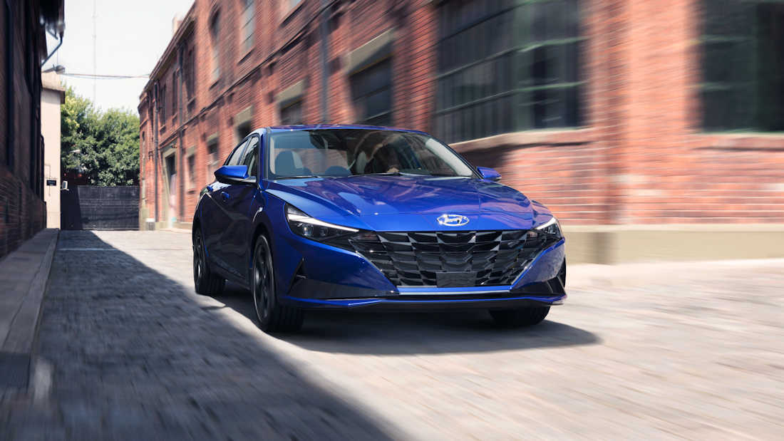 The 2021 Hyundai Elantra Could Be The Sexiest Compact Sedan Right Now W 17 Photos Video Carguide Ph Philippine Car News Car Reviews Car Prices
