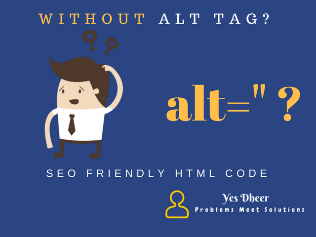 without alt tag images