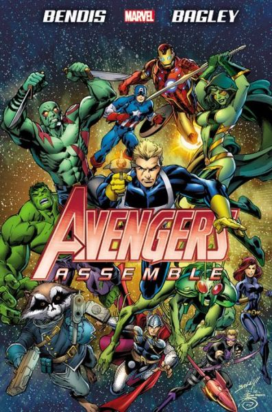 Every Day Is Like Wednesday: Review: Avengers Assemble