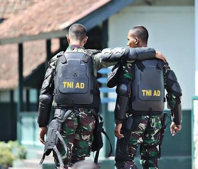Contoh soal pertanyaan tes mental ideologi  TNI AD, AL, AU dan Polri