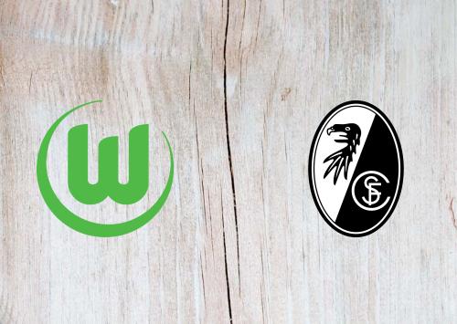 Wolfsburg vs Freiburg -Highlights 31 January 2021